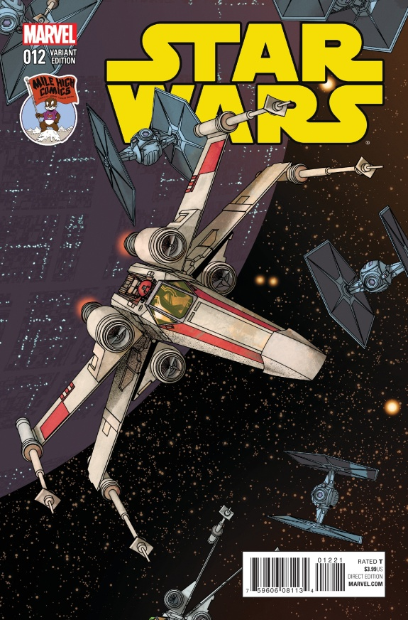 Star Wars #12 Cover B
