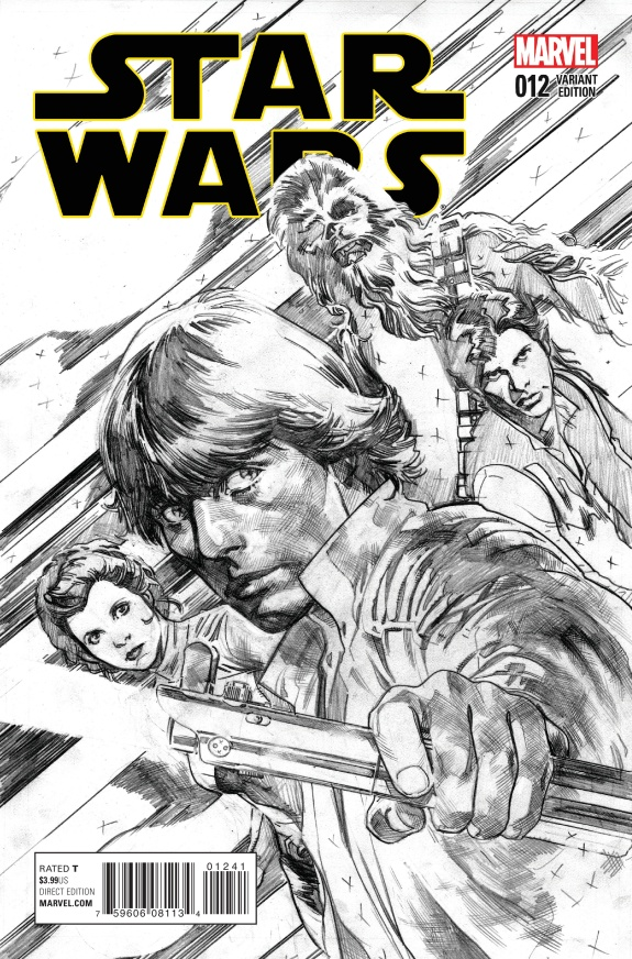 Star Wars #12 Cover D