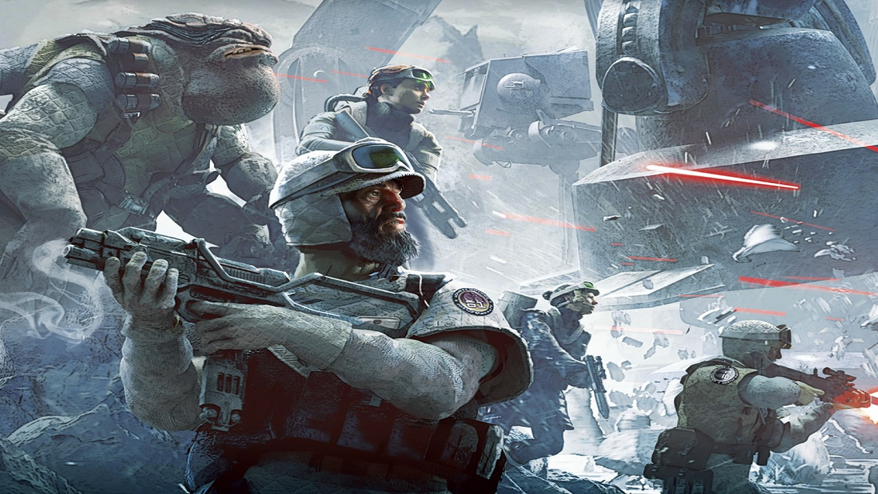 Star Wars Battlefront: Twilight Company