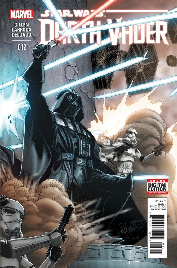 Star Wars Darth Vader #12 Cover A