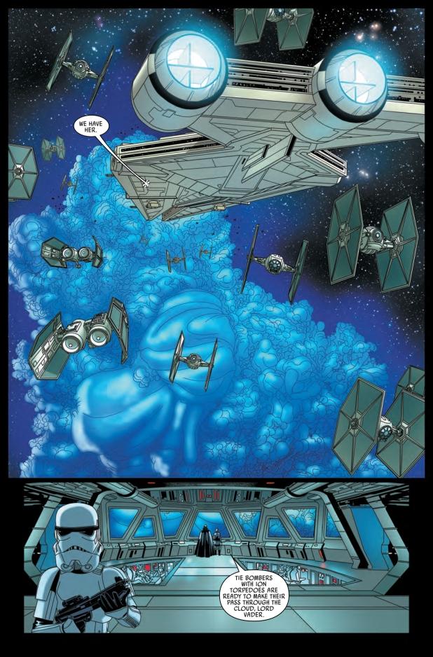 Star Wars Darth Vader #12 Page 2