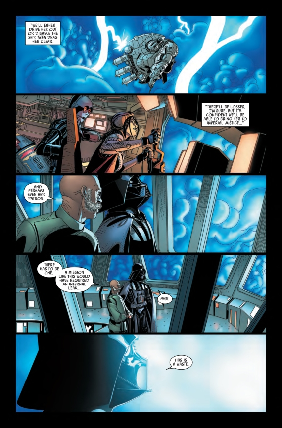 Star Wars Darth Vader #12 Page 3