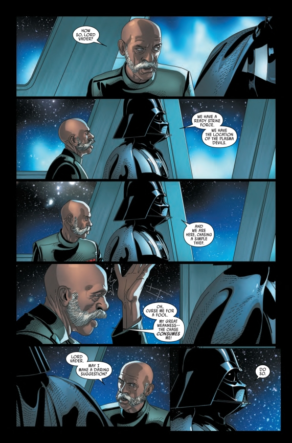Star Wars Darth Vader #12 Page 4