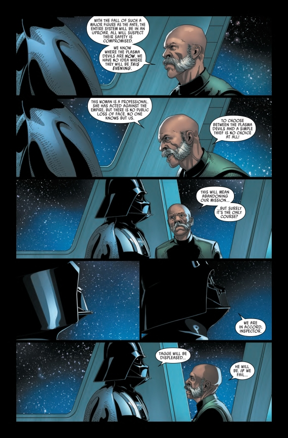 Star Wars Darth Vader #12 Page 5