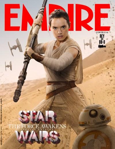 Star Wars Empire Cover #1