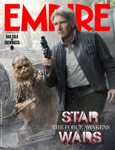 Star Wars Empire Cover #6