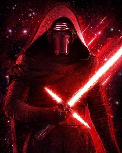Star Wars Force Awakens Poster Paul Shipper E