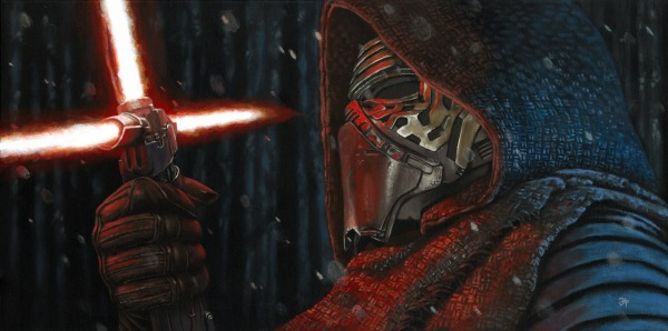 Star Wars The Force Awakens Art Image #3