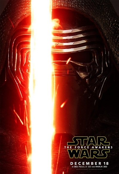 Star Wars The Force Awakens Character Poster #3