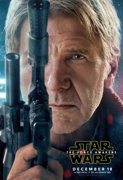 Star Wars The Force Awakens Character Poster #4
