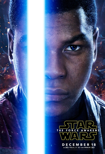 Star Wars The Force Awakens Character Poster #5