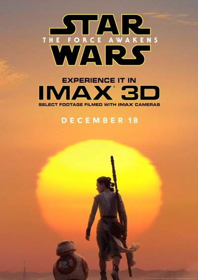 Star Wars The Force Awakens Poster #12