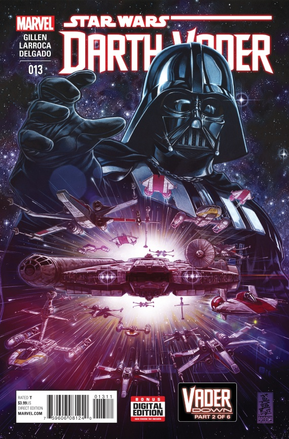 Star Wars Vader Down #2 Cover A