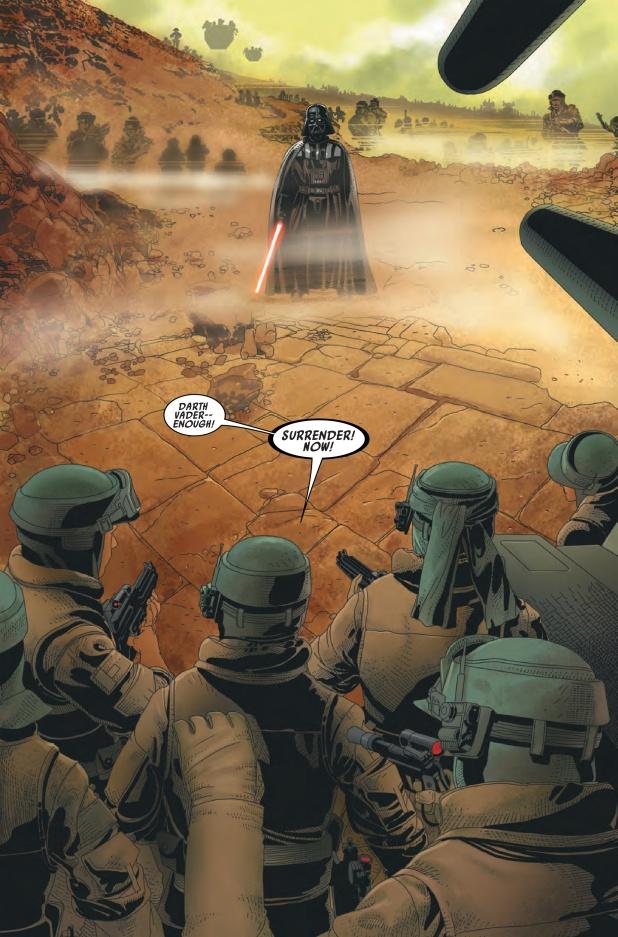 Star Wars Vader Down #2 Page 2