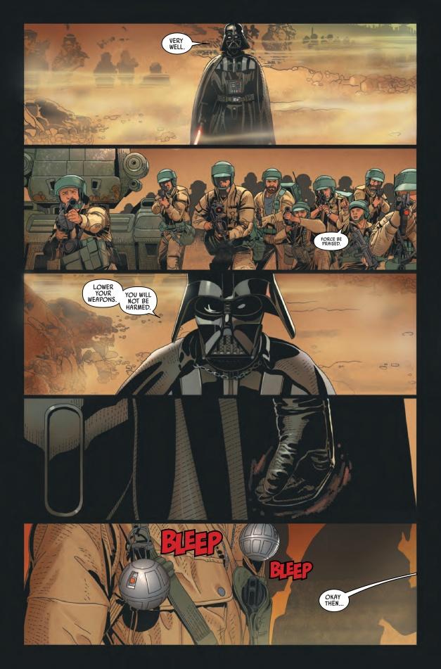 Star Wars Vader Down #2 Page 3