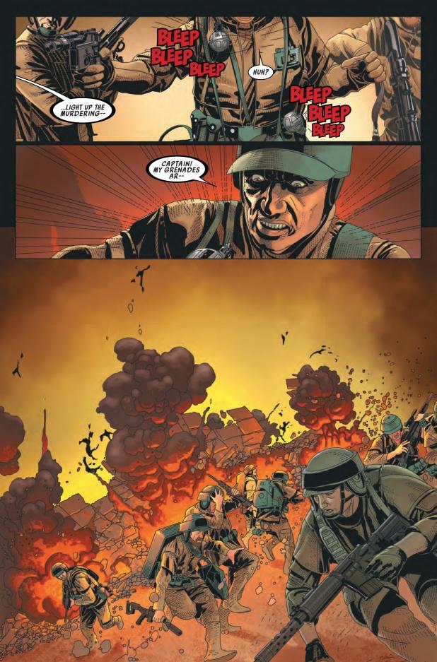 Star Wars Vader Down #2 Page 4