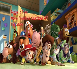 Toy Story #7 Reggie's Take Movie Franchise Countdown