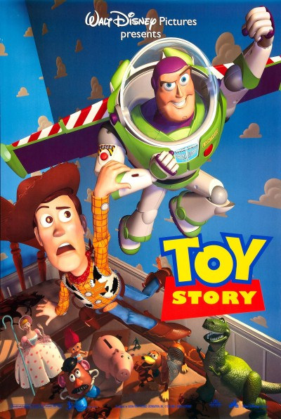 Toy Story Poster #1