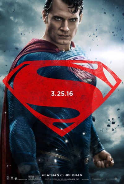 Batman v Superman Dawn of Justice Poster #4