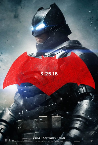 Batman v Superman Dawn of Justice Poster #5