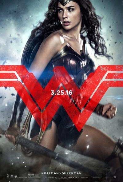 Batman v Superman Dawn of Justice Poster #6