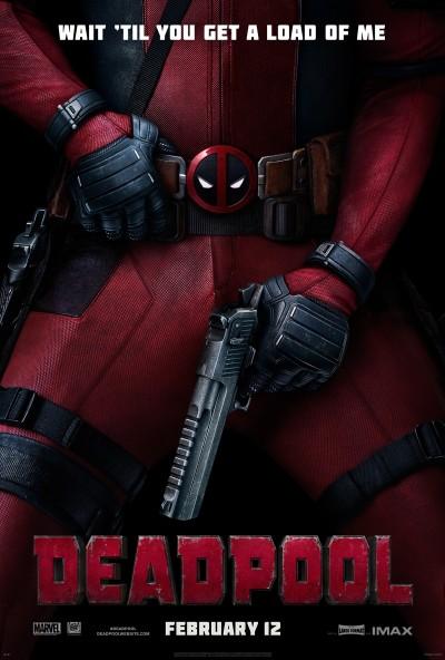 Deadpool Poster #4