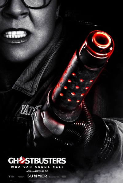 Ghostbusters Poster #3
