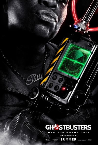 Ghostbusters Poster #4