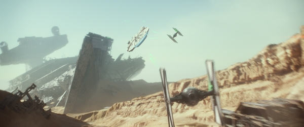 Star Wars The Force Awakens Movie Images #2