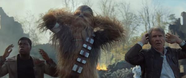Star Wars The Force Awakens Trailer Image #21