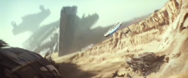Star Wars The Force Awakens Trailer Image #30