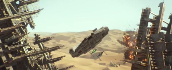Star Wars The Force Awakens Trailer Image #31