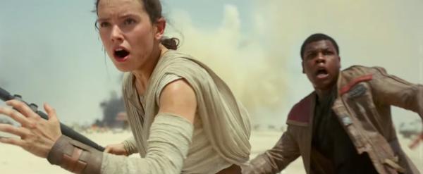 Star Wars The Force Awakens Trailer Image #36