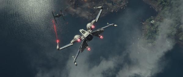 Star Wars The Force Awakens Trailer Image #