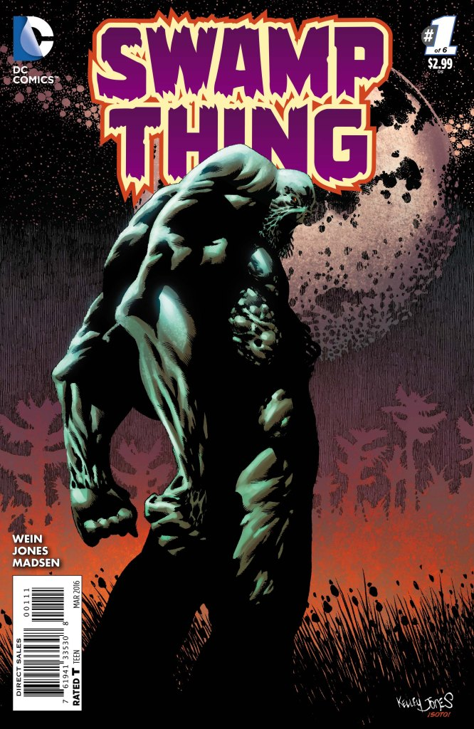 Swamp Thing #1 Cover A