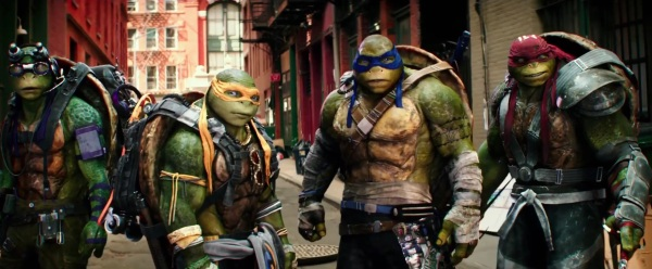 Teenage Mutant Ninja Turtles Out Of The Shadows Image B