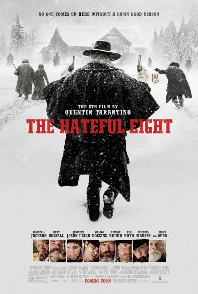 The Hateful Eight Poster #10