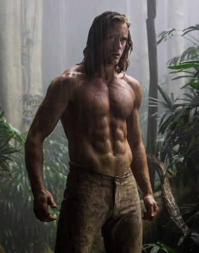 The Legend of Tarzan #8