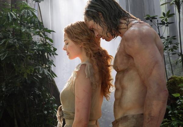 The Legend of Tarzan #9