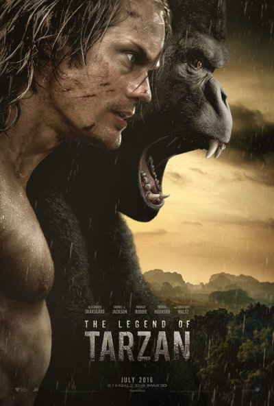 The Legend of Tarzan Poster #1