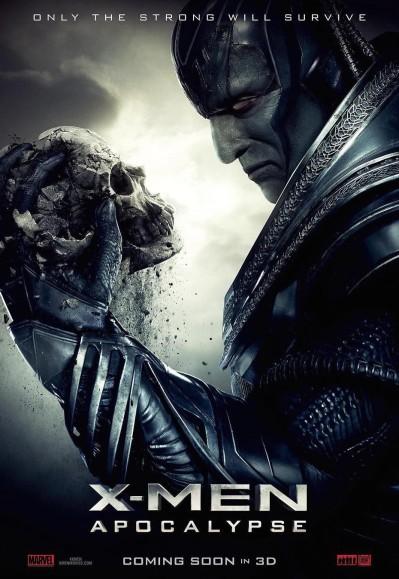 X-Men Apocalypse Poster #3