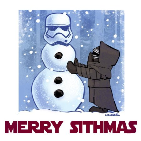 Calvin & Hobbes Star Wars #1