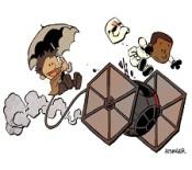 Calvin & Hobbes Star Wars FI2