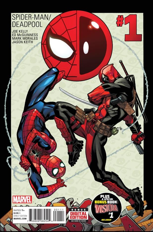 Spiderman Deadpool #1 Cover A