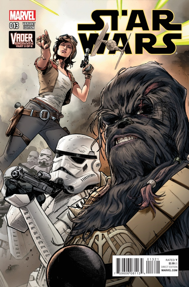 Star Wars #13 Cover B