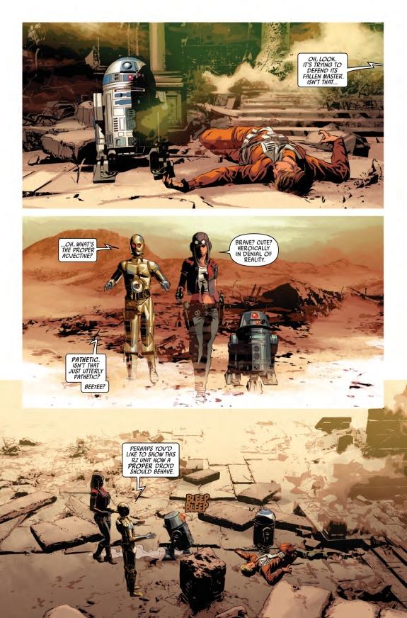 Star Wars #13 Page B