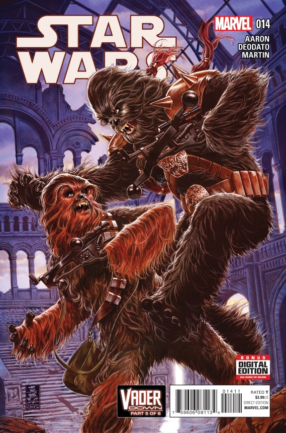 Star Wars #14 Cover A