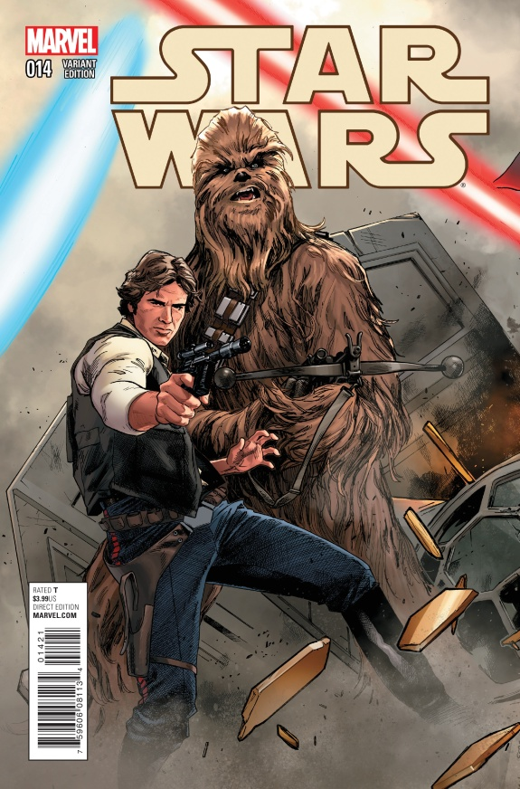 Star Wars #14 Cover B