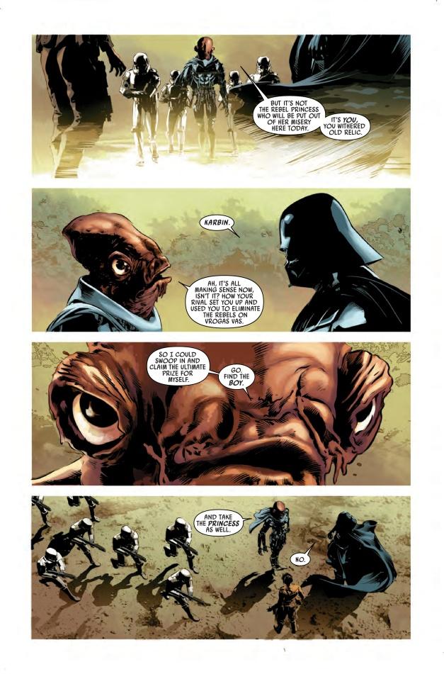 Star Wars #14 Page 3
