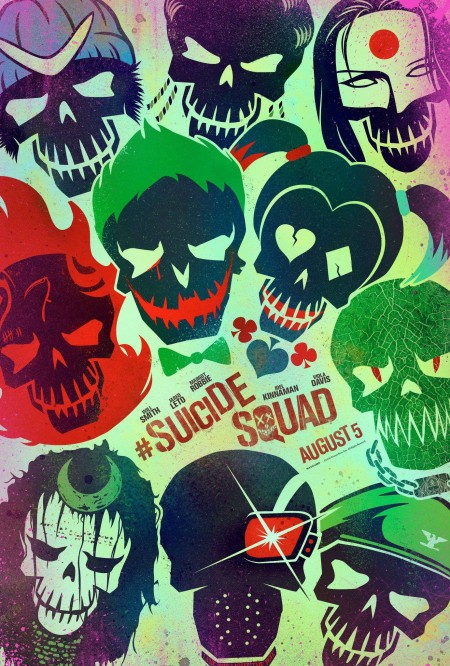Suicide Squad Poster #1